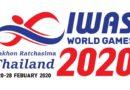 IWAS World Games v Thajsku zrušeny