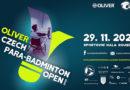 Oliver Czech para – badminton Open 2020