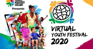 Výzva UTS World Virtual Youth Festival